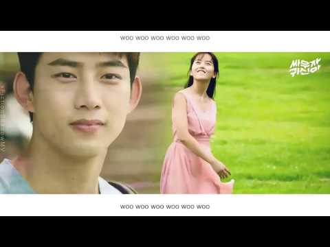 Ryu Ji Hyun & Kim Min Ji  - I Can Only See You (너만 보여) FMV (Let's Fight Ghost OST Part 1) (Eng Sub)