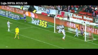 Video Gol Pertandingan Sporting Gijon vs Real Sociedad