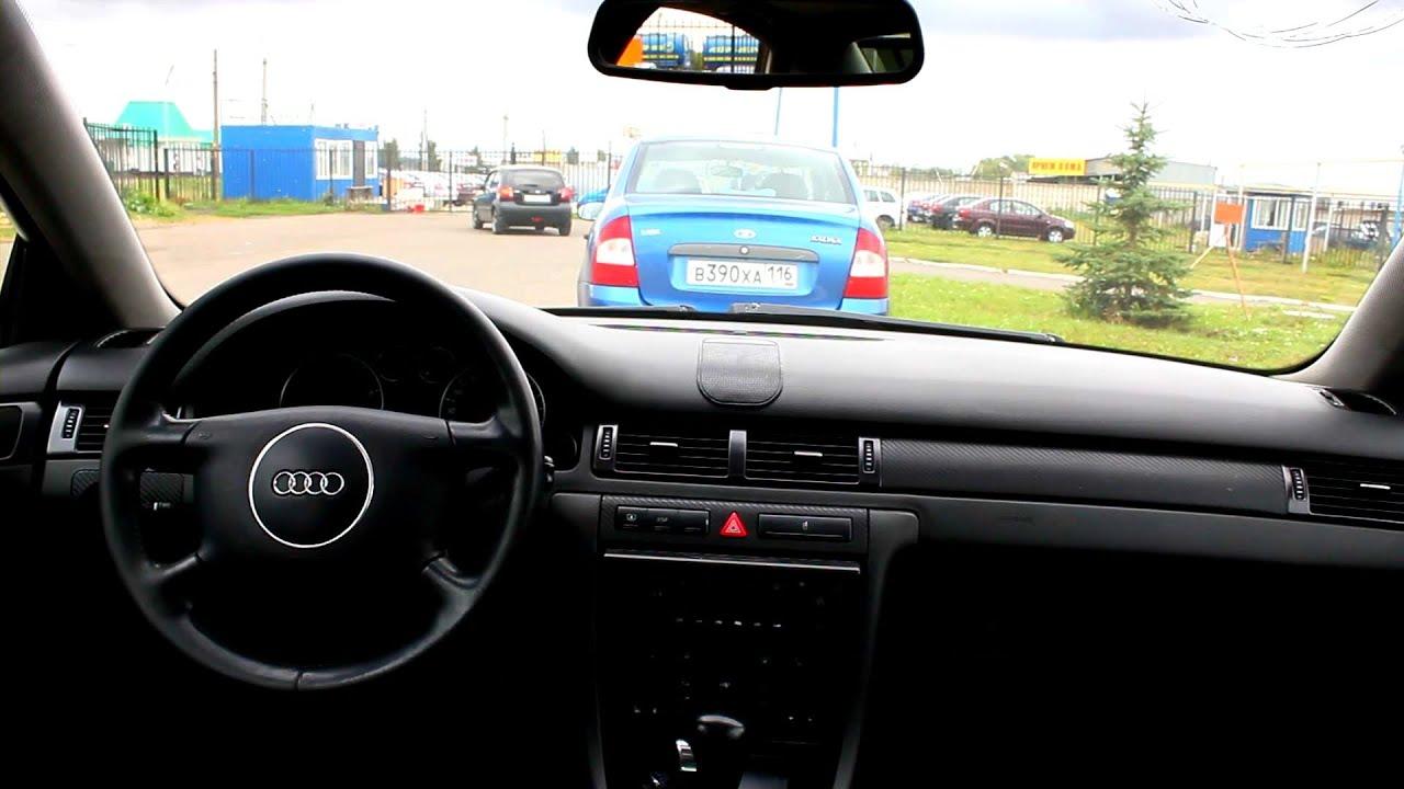 2002 Audi A6 Test Drive Youtube