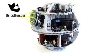 Repeat youtube video Lego Star Wars 10188 Death Star - Special for 100 million views!!!