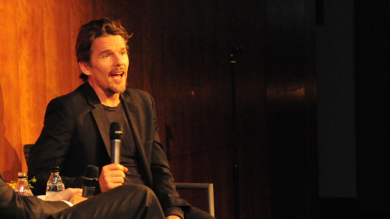 NYFF52 An Evening with Ethan Hawke | Bigger Budget & Dead Poets Society