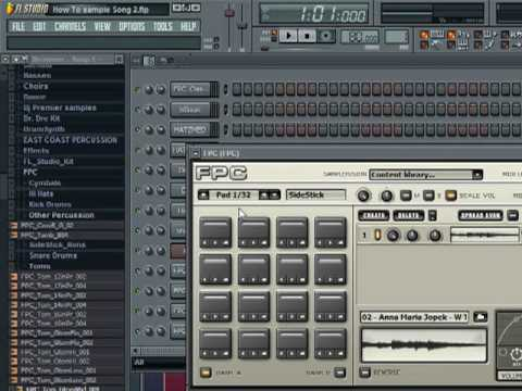 How To Sample In Fl Studio Part II - Using A Midi Controller - YouTube
