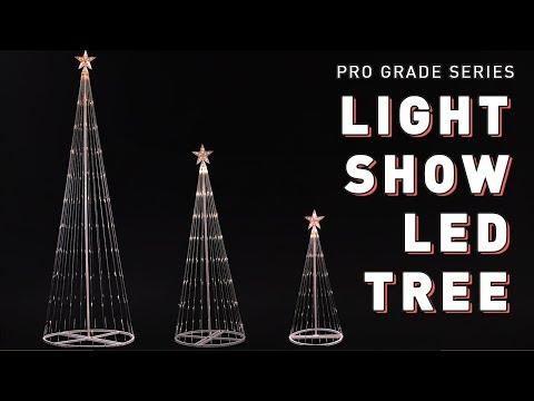 Pro Grade Series | Led Light Show Tree