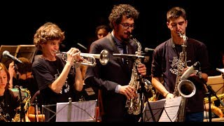 Download RECADO BOSSA NOVA -SANT ANDREU JAZZ BAND & LUIGI GRASSO ( joan chamorro dirección) Mp3