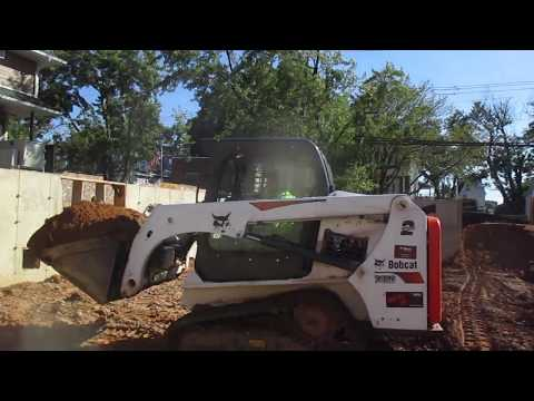Bobcat T450 Walkaround and Review - YouTube
