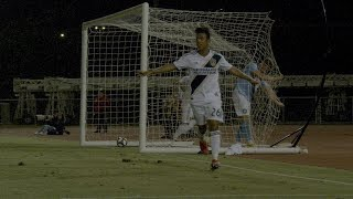 Match in a Minute: LA Galaxy 3, Orange County FC 0
