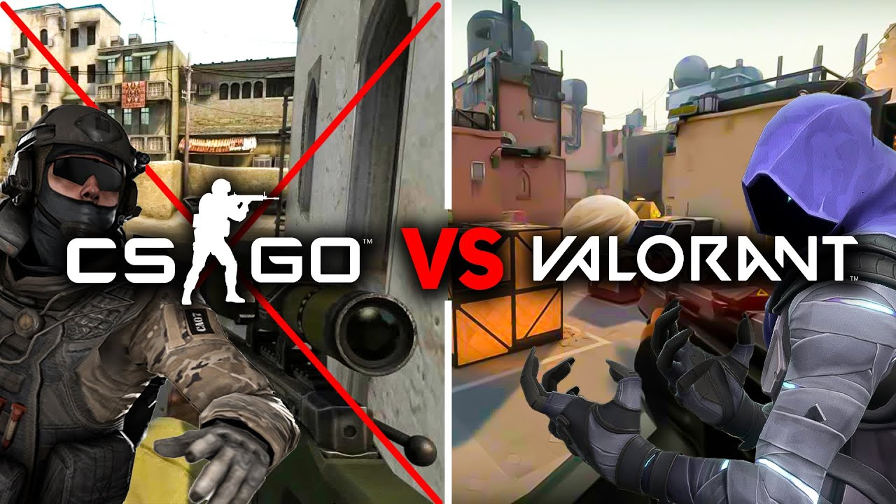 Is VALORANT a CS:GO killer? (CouRage and Nadeshot's First Impressions)