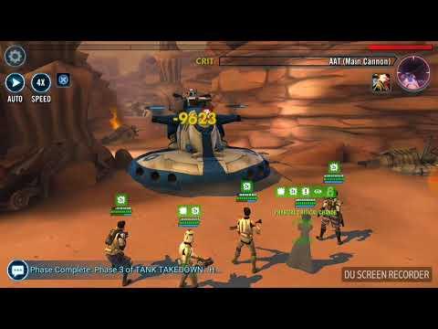 Zeta Princess Leia with Clones in P4 HAAT 8.7 Million Damage