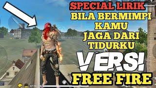 Gambar cover DJ Bila Bermimpi Kamu Jaga Dari Tidurku Versi ff||Free fire