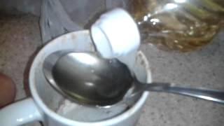 Готовим вкусный кекс, без молока))//Маша