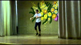SweetMemory electro показательное выступление в 72 школе