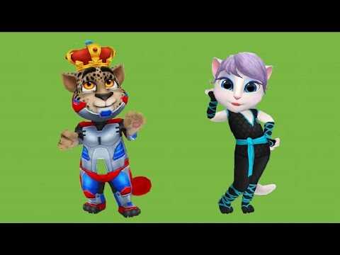 Download My Talking Tom and Talking Angela Gameplay Part 30 Pics