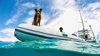 SAILING THE BAHAMAS - A TYPICAL DAY IN THE LIFE - ELEUTHERA