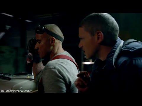 Prison Break Season 6 Episode 5 (parts) (FAN MADE)