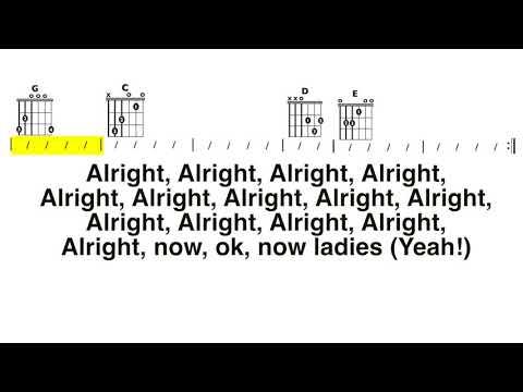 Beautiful Hey Ya Obadiah Parker Chords Ensign - Beginner Guitar ...