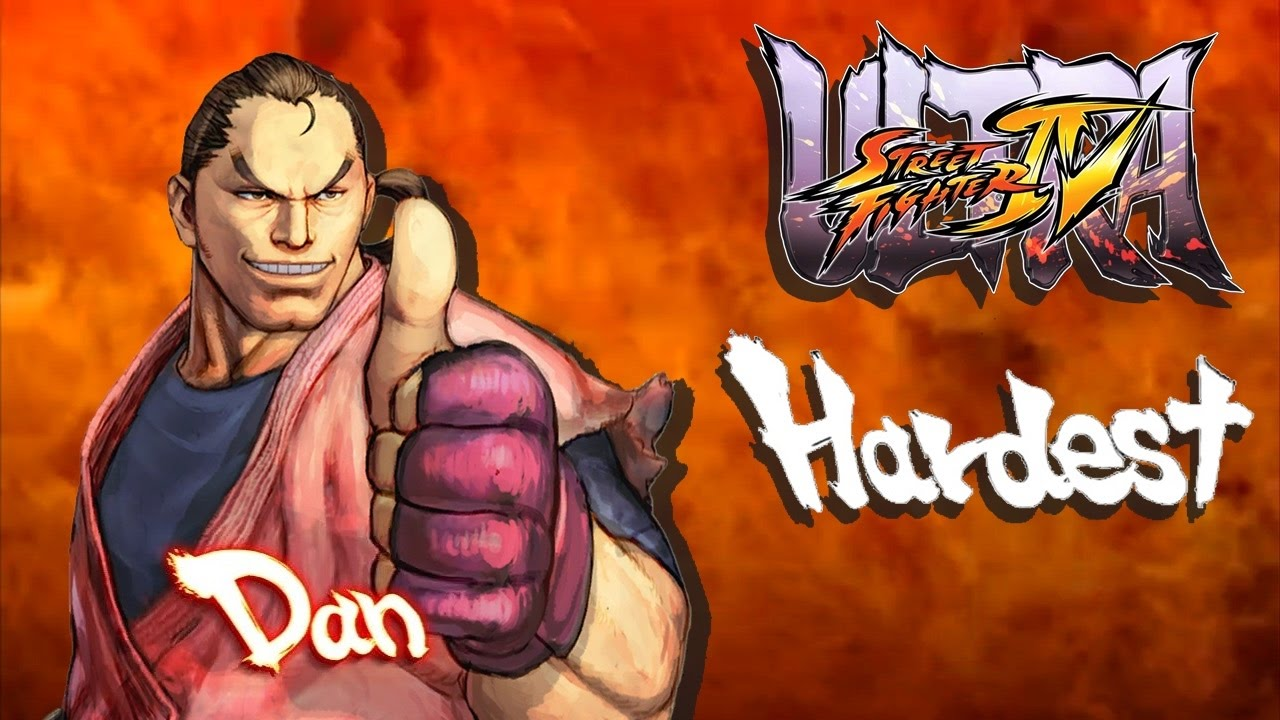 street fighter 5 dan