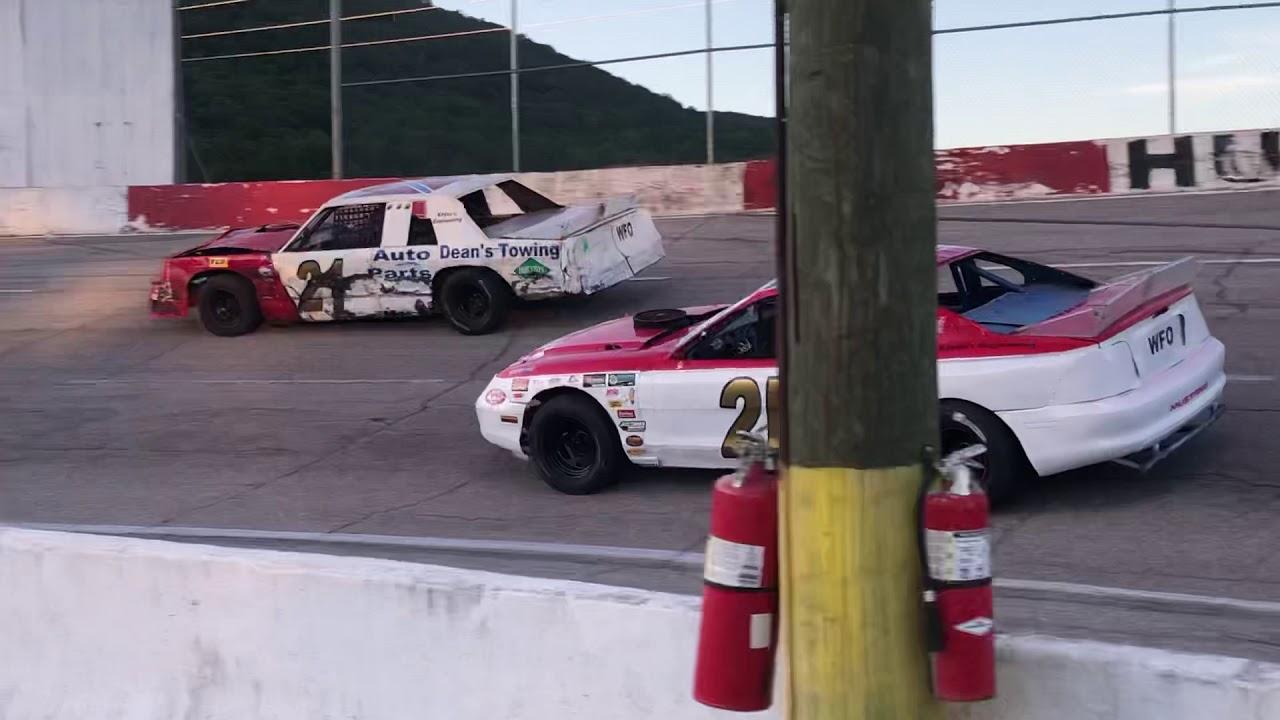 September 29, 2019 Jasper Speedway Street Stock Race Start