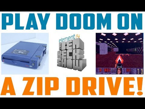 Zip Drive Reverse Engineering