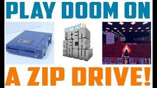 Zip Drive Reverse Engineering