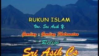 Sri Asih Y. - Rukun Islam (Official Lyrics Video)