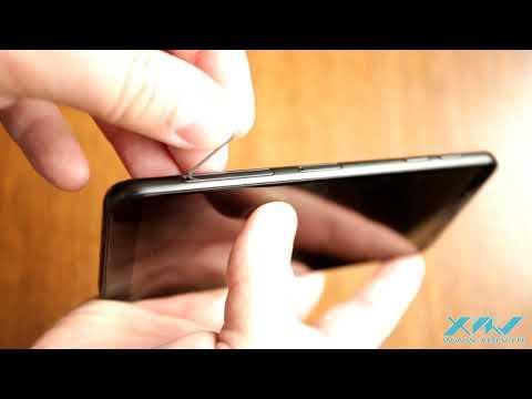 Как вставить SIM-карту в Samsung Galaxy J6 (2018) (XDRV.RU)