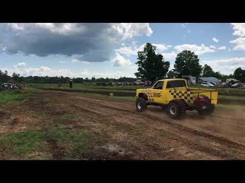 North Augusta Mud Drag