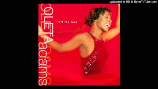 Oletta Adams - All the love - Love has spoken here