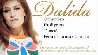 Dalida - Come prima - Paroles (Lyrics)