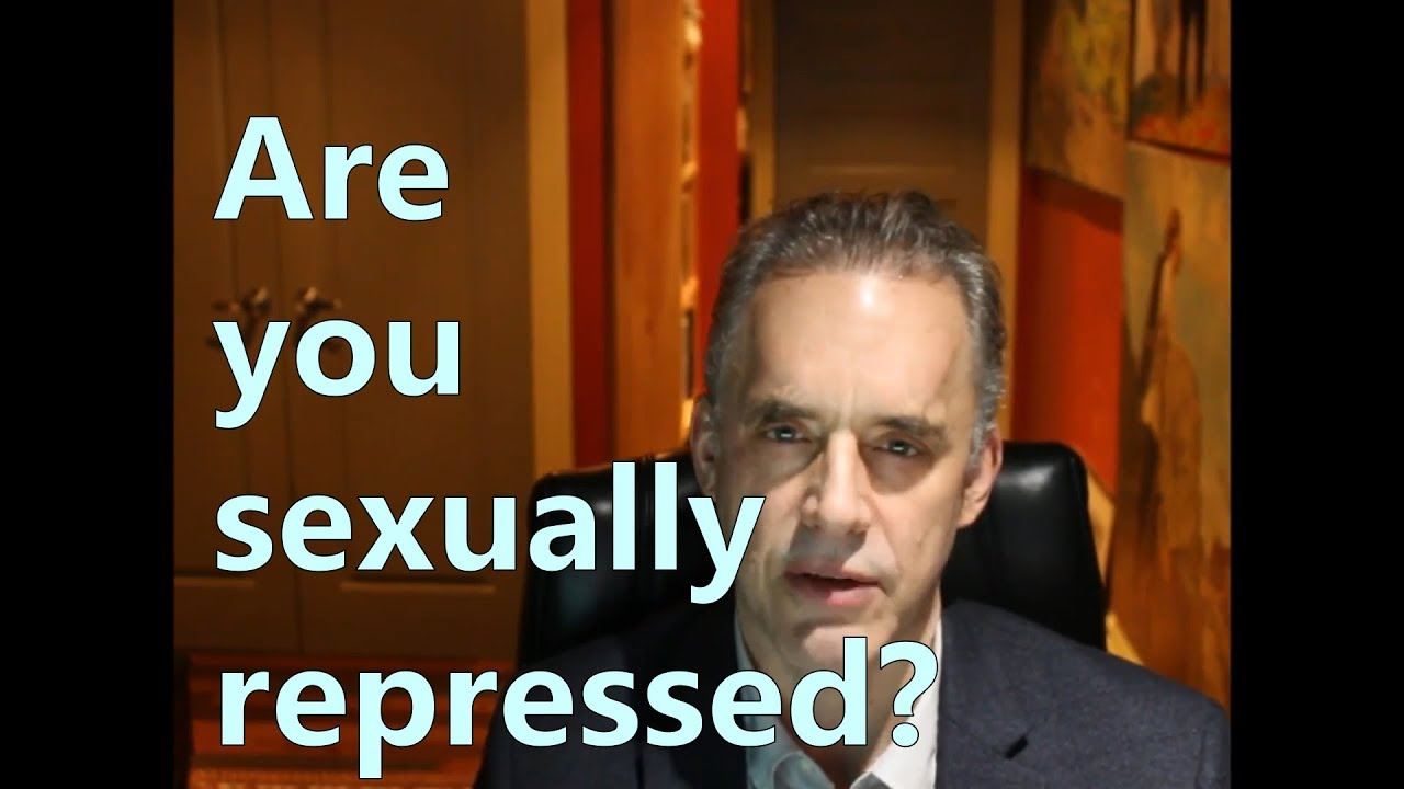 Sexually repressed male