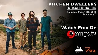 Kitchen Dwellers LIVE from The Fox Theatre in Boulder, CO!