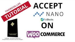 NANO Cryptocurrency (RaiBlocks) beats Paypal and Stripe - How to Set up easiest payment gateway ever