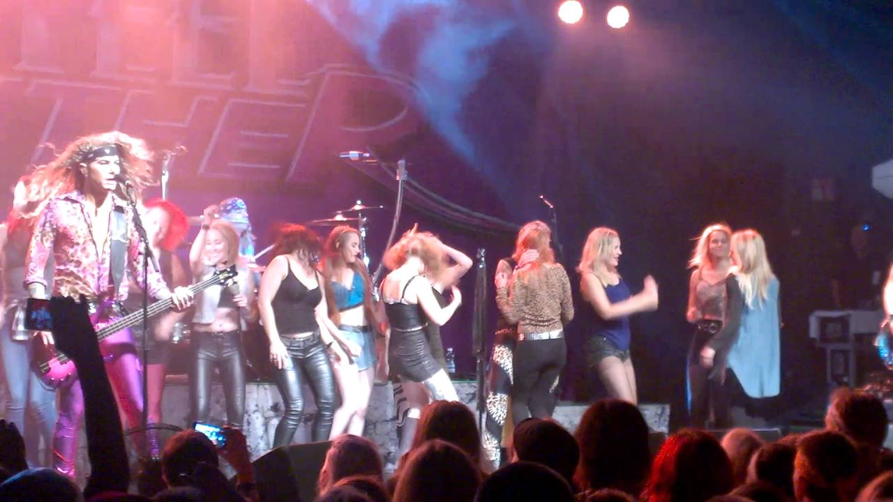 STEEL PANTHER - 17 Girls In A Row + Gloryhole - The Circus