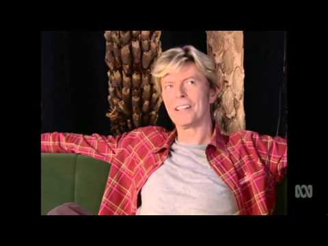 David Bowie, Cocaine, and Crowley etc 2004 Australian interview