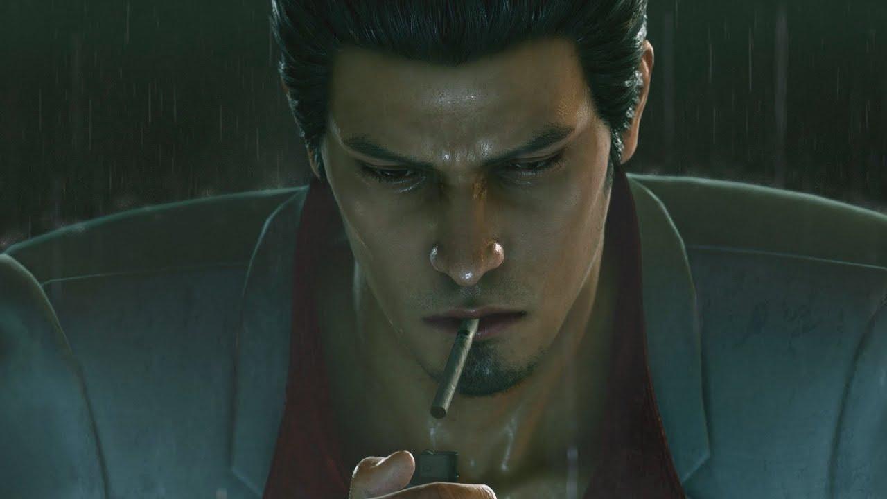 Yakuza: Kiwami 2 - All Cutscenes   1080p HD