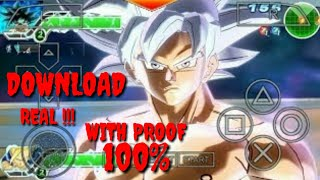 How to download dragon ball mastered ultra instinct TTT MOD on your android by||hack tool kit