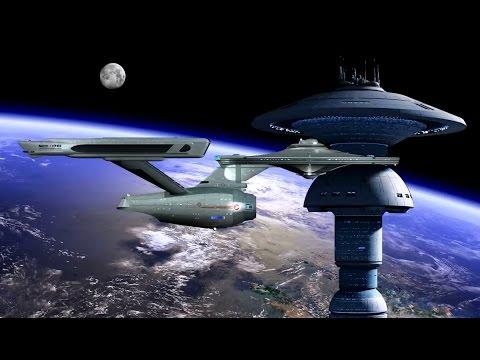 The USS Enterprise  NCC 1701 A
