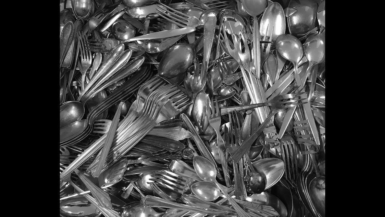 Silberbesteck tafelsilber und versilbertes besteck youtube
