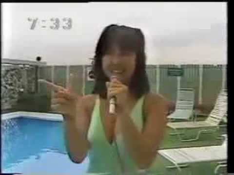 Horie Shinobu 堀江しのぶ - Bikini Vacation (1984 VTR)