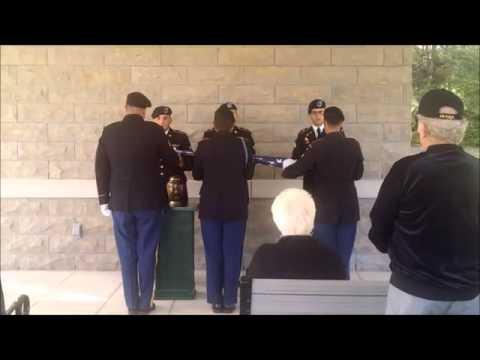 Dennis Gaither Funeral - SD