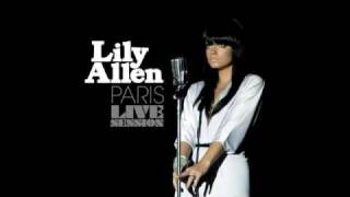 Lily Allen - Littlest Things (Acoustic)