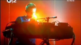 Radiohead - Motion Picture Soundtrack | Live at Canal Plus 2001 (1080p, 50fps)