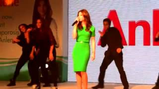 Nancy Ajram - OK [Live] - Anlene Event