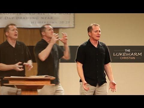 The Lukewarm Christian - Tim Conway
