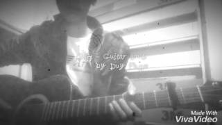 Chờ - Guitar Cover by Duy Acoustic