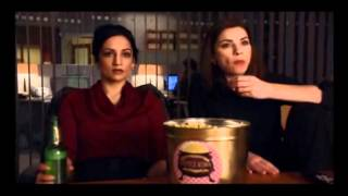 Kalinda Sharma (The Good Wife) - She bangs