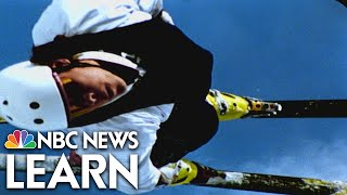 NBC News Learn: The Science of Arial Skiing thumbnail