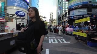 [4K] 명동 - Walking around Myeongdong, Seoul, Korea