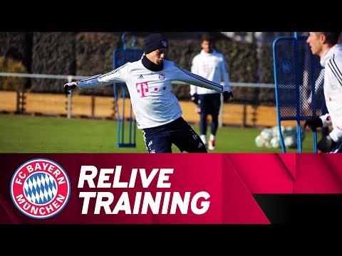 LIVE 🔴 | FC Bayern Training vor Besiktas Istanbul 🇩🇪