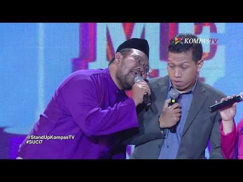 Coki Anwar: Sandal Multifungsi - SUCI 7
