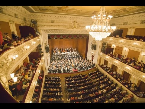 Пермский театр оперы и балета им. П.И. Чайковского / Perm Opera